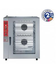 Four à air pulsé électrique - Pâtissier 10 niveaux 600 x 400 - Baron