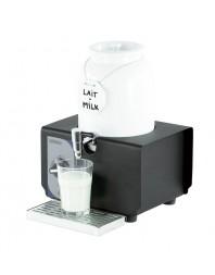 Distributeur de lait chaud en porcelaine 4 L