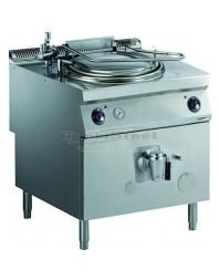 Marmite professionnelle gaz - chauffe indirecte - 100 litres - Série 900