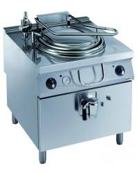 Marmite professionnelle électrique - chauffe indirecte - 100 litres - Série 900