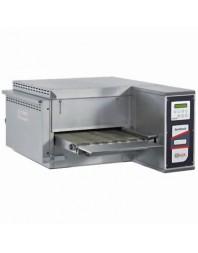 Four à pizzas électrique à Tunnel Ventilé - Version Compact - Tapis 400 mm- Zanolli