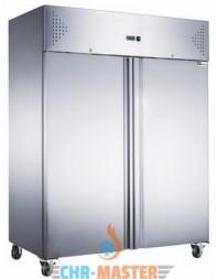Armoire Réfrigérée 2 Portes négative - 1200 litres - GAMME série Star GN 2/1
