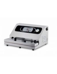 Machine d'emballage sous vide numérique automatique - Barre de soudure 400 mm - Gamme Professionnel