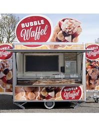 Remorque Bubble Waffle