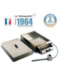 Fumoir électrique - 1 étage - L 1000 mm