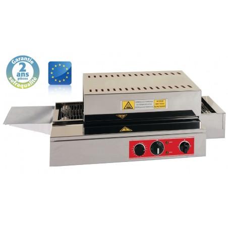 Toaster à convoyeur - Largeur ruban 370 mm