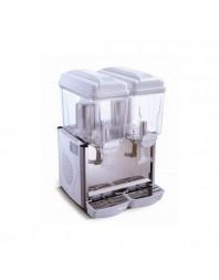 Distributeur de boisson réfrigéré - 2 x 12 L