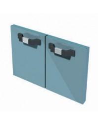 Portes Dx et Gx pour armoire module 700 mm