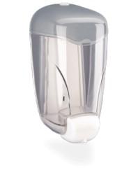 Distributeur de savon en plastique - 0.75 L