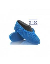 Sur-chaussures jetables x 100