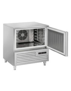 Cellule de refroidissement - 5 x GN 1/1 ou 600 x 400 - T° -18°C - 10 kg