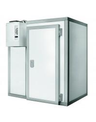 Chambre froide négative - Panneau 100 - 3000 x 2800 x 2800 mm