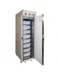 Armoire de fermentation réfrigérée pour 10 bacs à pâte de 20 L