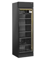 Vitrine réfrigérée verticale 372 litres - 1 porte battante - +1°/+10°C