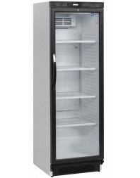 Armoire à boisson +2°+12°C - 374 L - façade noire