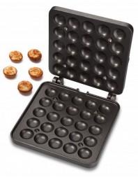 Plaques de cuisson de boules de gaufres pour système de cuisson Neumärker