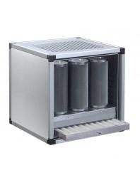 Caisson à charbons actifs statique 9 cylindres - ECO 9