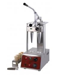 Presse à pâte électrique pour pizza cône PC2
