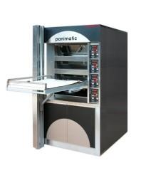 Four boulanger à soles - 600 x 800 - 3 bouches - H 130 mm et 1 bouche - H 190 mm - Compagnon 600
