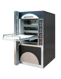 Four boulanger à soles - 600 x 800 - 2 bouches - H 130 mm et 2 bouches - H 190 mm - Compagnon 600