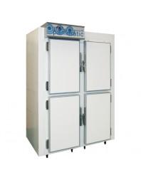 Surgélateur conservateur 6 portes - 55 plaques 400 x 600