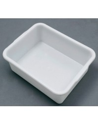 Bac plastique rectangulaire
