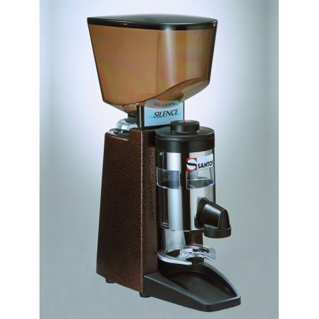 Moulin à café espresso professionnel SANTOS brun modèle 40A