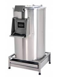 Éplucheur de pommes de terre avec filtre - Capacité 10 kg - Production/h 200 kg