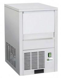 Machine à glaçons pleins - système à aspersion - 30 kg/24h