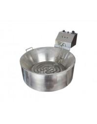 Friteuse à churros électrique 18 litres