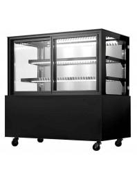 Vitrine réfrigérée de boulangerie -Service avant - Différentes dimensions possibles