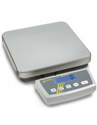 Balance plateforme, charge utile maximum 150 kg, lecture 5 g
