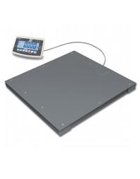 Balance au sol, charge utile maximum 1500 kg, lecture 500 g