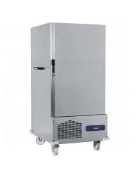 Chariot réfrigéré négatif pour banquet - 12 x GN 2/1 - T° -18/-20°C