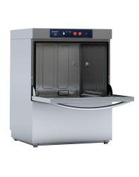 Lave-verre électronique et doseur détergent, panier 40x40 cm, max. h : 27 cm