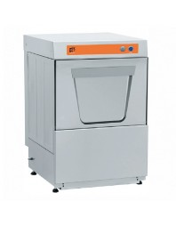 Lave-verre panier 350 x 350 mm - Monophasé - Passage utile 225 mm