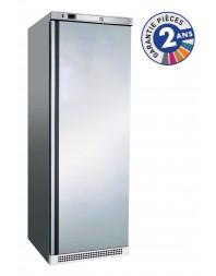 Armoire réfrigérée négative -10°/-25°C - Extérieur Inox - 400 L - Nosem