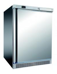 Armoire réfrigérée positive Inox - 1 porte pleine - 130 L - A200TNIX - Nosem