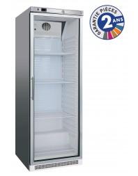Armoire réfrigérée positive - 1 porte vitrée - 400 L - A401TNV - Nosem