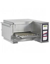 Four pizza à tunnel ventilé électrique tapis 40cm zanolli , digital, max 145 pizzas/h