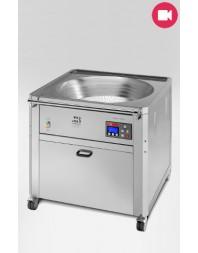 Friteuse à churros - 20 litres - Triphasé