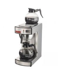 Percolateur a café ,1 groupe et 2 plaques chauffantes - Semi-automatique