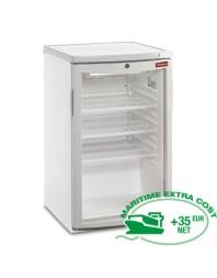 Frigo vitrine, 110 litres, température positive
