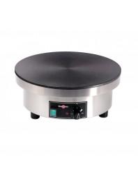 Crêpière professionnelle électrique Krampouz diamètre 35 cm Gamme Confort - châssis rond