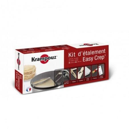 """Kit d'étalement """"easy crep"""" pour plaques en fonte usinée"""
