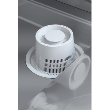 Lave-verres professionnel COLGED de la gamme NEOTECH modèle NEO500PV avec pompe de vidange sans adoucisseur