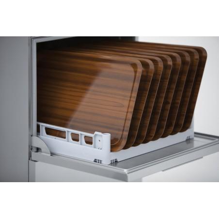 Lave-vaisselle professionnel de la gamme NEOTECH modèle NEO700 frontal et surélevé