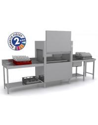 Lave-vaisselle professionnel à avancement automatique - Lavage - Rinçage - Colged - ISY31101