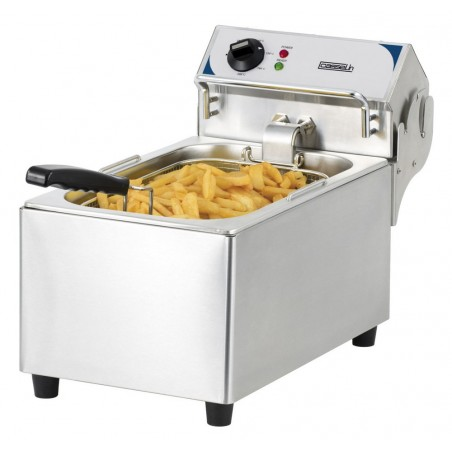Friteuse professionnelle à poser électrique 10 litres