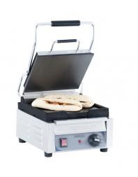 Grill panini professionnel Casselin petit premium plaques lisse-lisse